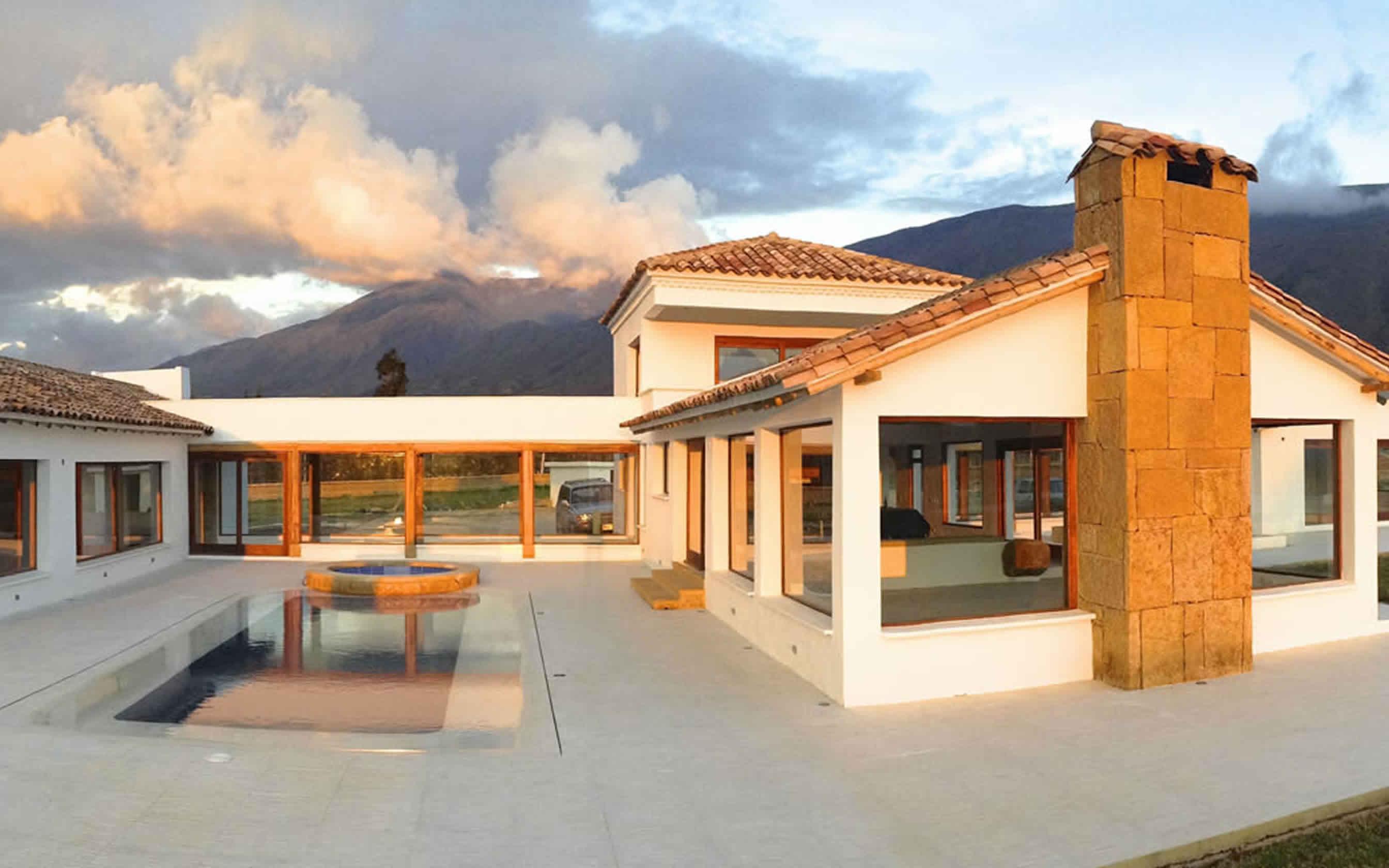 Casa Hipódromo en Villa de Leyva