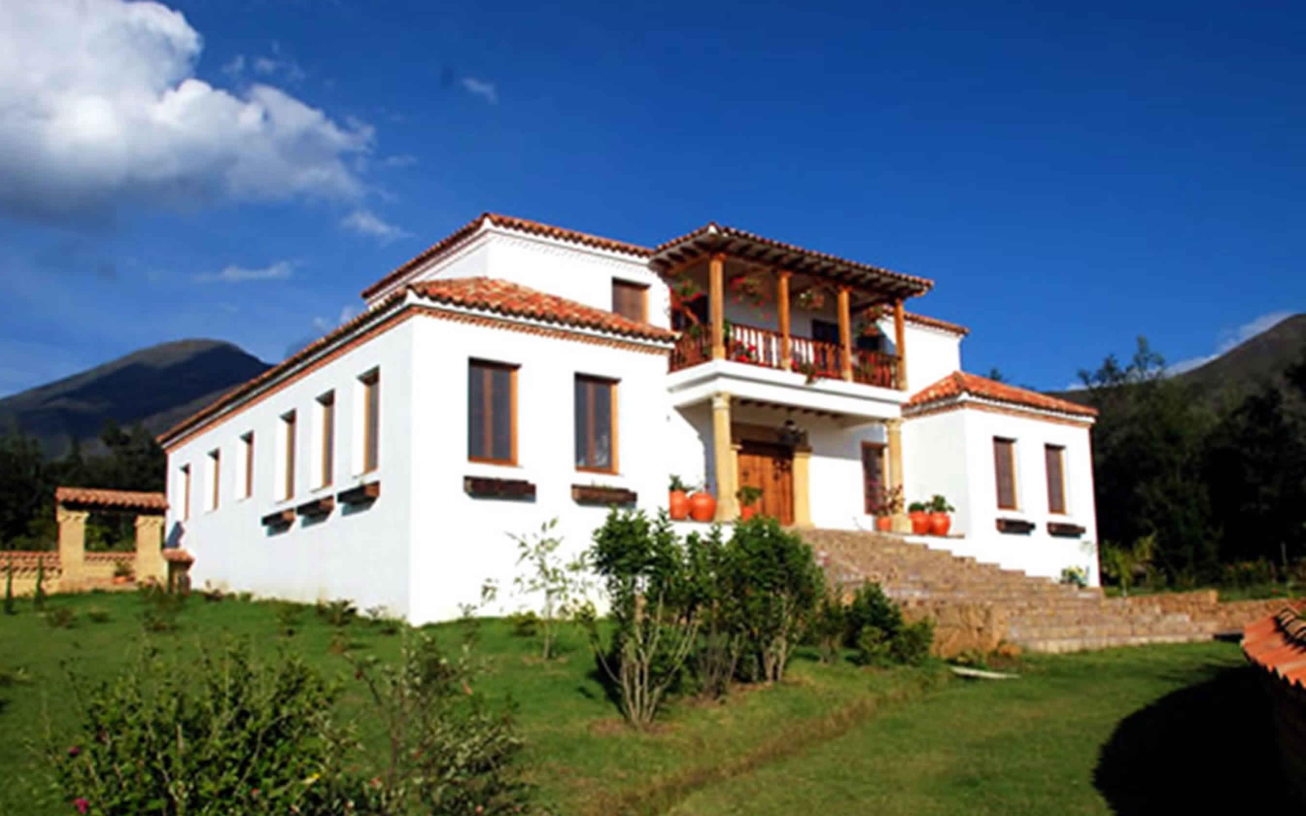 Casa La Escondida en Villa de Leyva