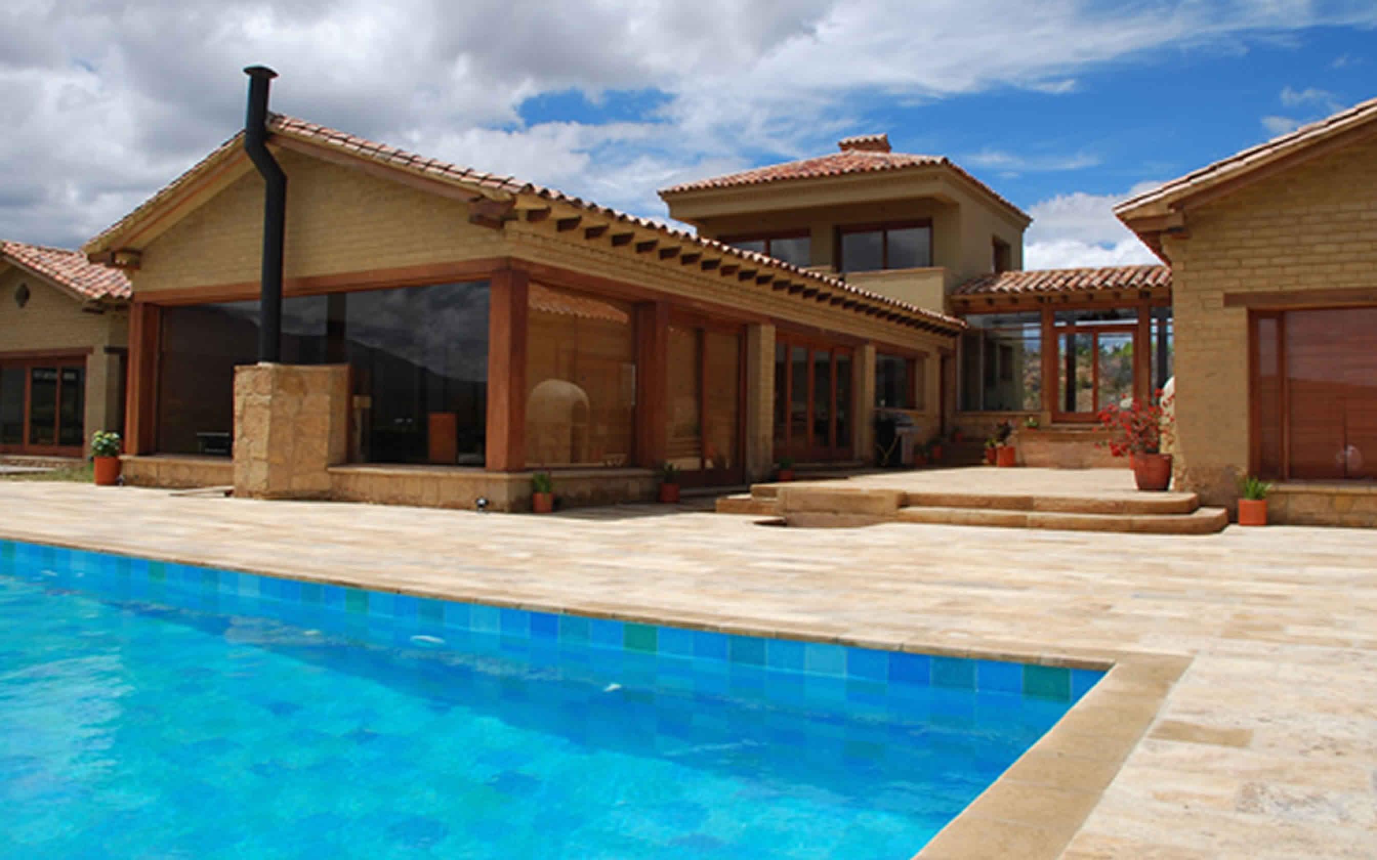Casa El Oasis en Villa de Leyva