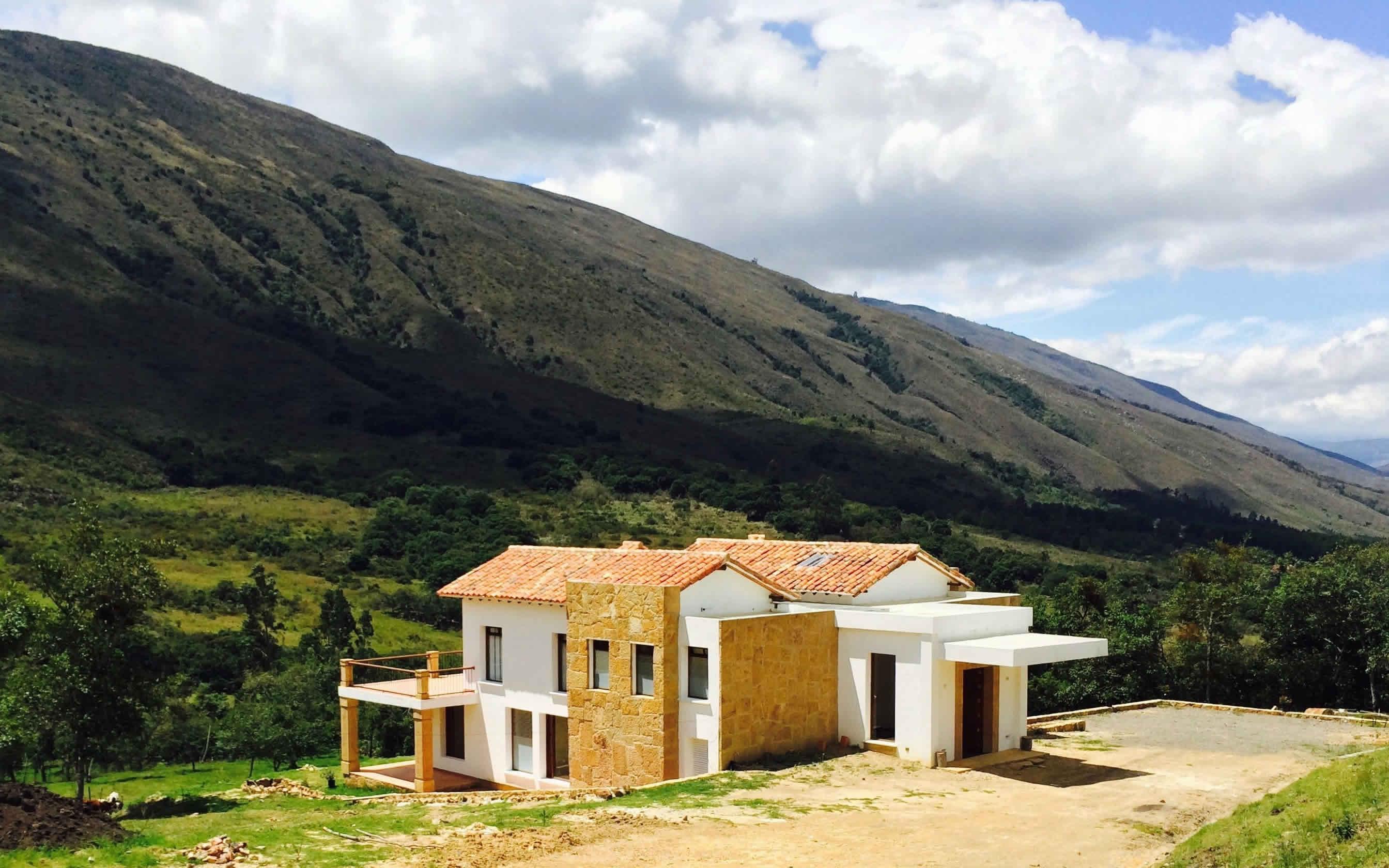 Arquitecto en Villa de Leyva casa El Topo