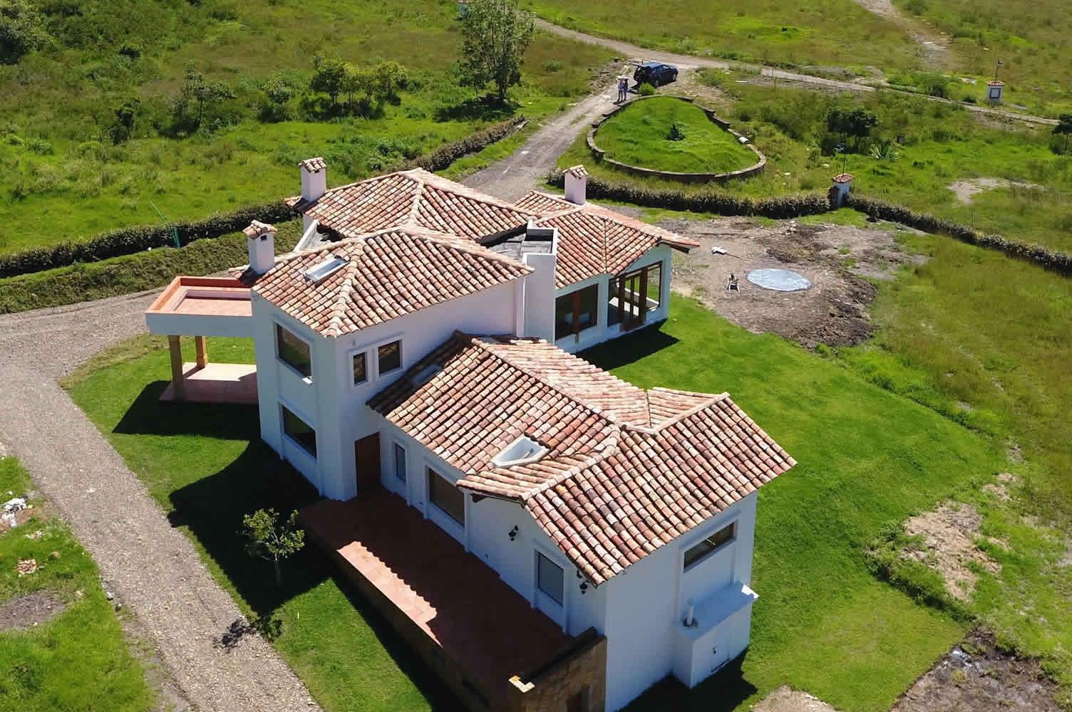 Arquitecto en Villa de Leyva casa Villegas