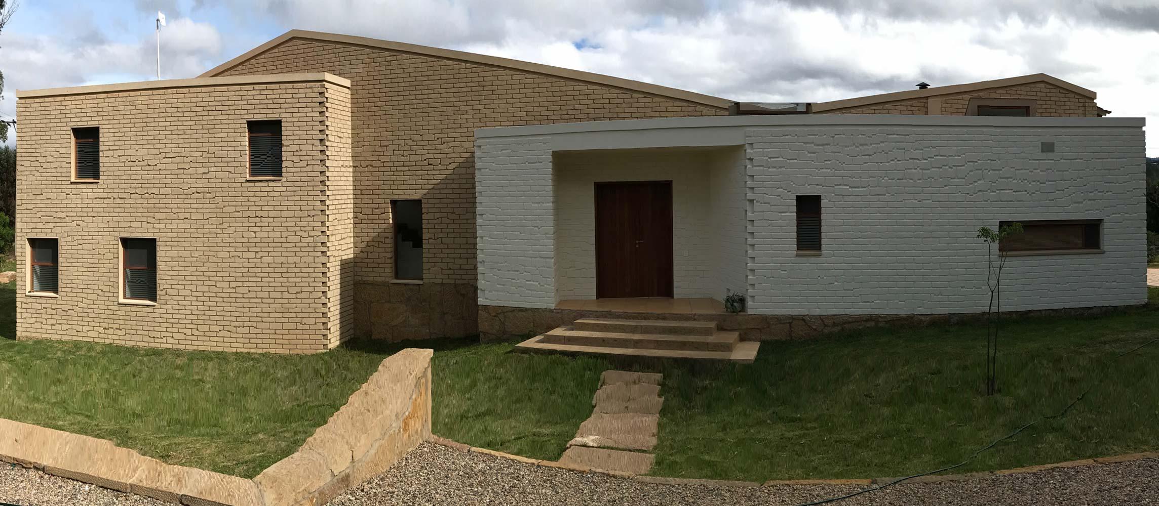 Arquitecto Villa de Leyva - Casa Cerros de Iguaque